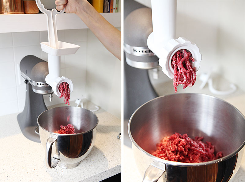 how to grind your own meat