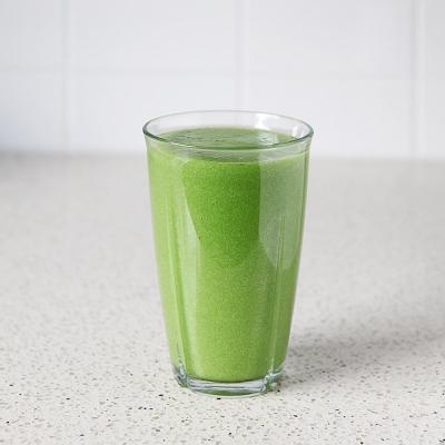Green Kale juice - not grassy