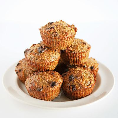 Cranberry root muffins